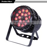 18PCS 10W 4IN1 LEDs Stage lights