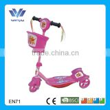 Pro Mini Tri Kids Scooter with EN71-1-2-3 Certificate