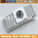 Customized rapid prototype vacuum casting parts and cnc machining industrial products parts