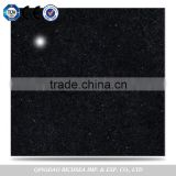 Chinese Crazy Selling Absolutely Black Polished Granite Slab