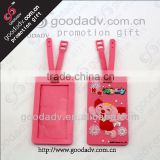 personalized luggage tags / luggage tag maker / pvc luggage tag