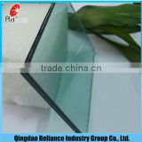 8.38mm laminated glass/ tempered laminated glass/pvb laminated glass/sgp laminated glass