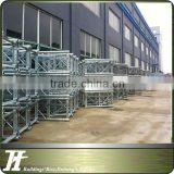 Spare Parts Mast Section For Material Cargo Lift/Construction Elevator/Building Hoist For Construction Site