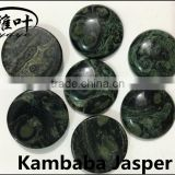 30*6mm Bulk Wholesale Pagan Kambaba Jasper Wholesale Flatback Cabochons