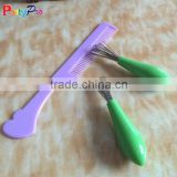 New Hot Sale Comb Hair Brush Cleaner Cleaning Remover Embedded Plastic Comb Cleaner Tool Drop Shipping