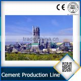 China small cement production plant supplier