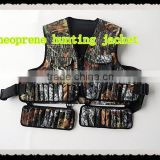 Neoprene Hunting Jacket/Neoprene Camo Jacket