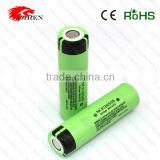 18650 Li-ion Rechargeable Battery NCR18650B 3400mah 3.7v battery for vape and power tools