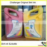 Challenger/infiniti sk4 solvent ink for SPT head large format printer