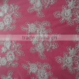 2015 high quality fashion fancy style guangzhou wholesale embroidery lace fabric