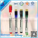 2015china stationery manufacturer Oil -based refill ink whiteboard marker
