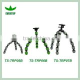 TS-TRP05B/06B/07B Camera tripod series,flexible camera tripod series,Gorilla camera tripod