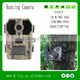 5MP Color CMOS Infrared Trail Camera Wholesale 12MP Motion Tracking Security Hunting Camera