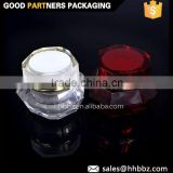 60ml unique shape wholesale recycle jars packaging for cosmetic products                                                                         Quality Choice