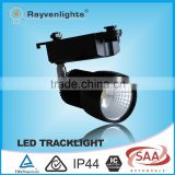 Aluminum Lamp Body Material No UV and No Infrared 10W Track Light LED