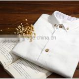 button up mens casual short sleeve best linen shirt for men manufacturers
