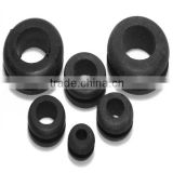 Standard waterproof rubber cable grommets