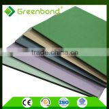 acp pvdf coated aluminum composite board acm panel systems