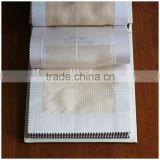 Sheer fire retardant fabric sunscreen from Hangzhou XJSY 0232
