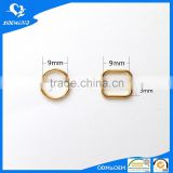 metal adjuster gold strap buckle bra hook wholesale