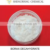 Industrial uses of Borax for glass CAS NO.1303-96-4