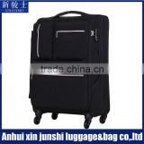 Superlight Luggage Carry On Luggage Spinner Wheeled Soft Suitcases Travelling Flight Bags