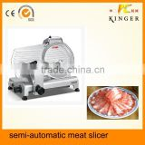 kitchen meat processing machine commercial semi-auotmatic lamb slicing machine/ viande cutting machine for the restaurant