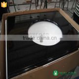 Black Shanxi granite vanity top with ceramic sink                                                                                                         Supplier's Choice