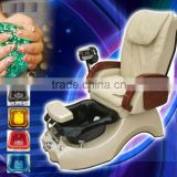Latest pedicure chair for nail salon nail customers chair LNMC-029