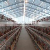 Prefab light steel structure chicken houses                                                                         Quality Choice