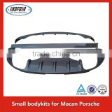 For Porsche Macan Carbon Fiber Small Bodykit( Fron&Rear Bumper+Side Skirt)