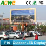AOWE led factory wholesale advertising billboard led commercial advertising display screen P10