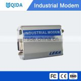 low price gsm gprs modem with dual sim card -Qida GS81 gprs transmitter sim card server