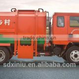4x2 Diesel Compression loader Garbage Truck