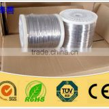 silver plated pure nickel wire