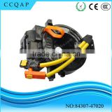 Online buy wholesale 84307-47020 car electrical parts spiral cable sub assy clock spring