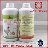 High quality disinfectant povidone iodine solution for poultry farm use
