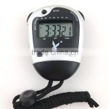 Professional Sports Running 2 lap split time Stopwatch Timer TF1101
