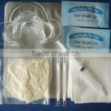 Hot sale/dental curing teeth whitening gel kit/teeth whiten kit/ teeth whitening gel kit/ home teeth bleaching kit