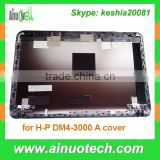 Original new notebook top case laptop A cover for HP DM4-3000 laptop LCD cover A B C D sehll