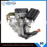 Motorcycle Parts ATV GY6 50cc Scooter Carburetor GY6 60/ 80/4T/4 Stroke/PD19J/ 50/80 ccm do 4T TVS
