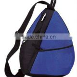 new triangle messenger backpack
