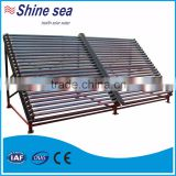 Wholesale swimming pool solar water heating mats evacuated tube collector china