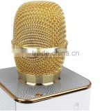 Original bluetooth karaoke Q7 microphone for android