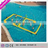 Beach inflatable volleyball games / inflatable volleyball water game