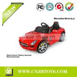 New Arriving! Official Authorized 1:4 Mercedes-Benz SLS AMG Ride On Car( 81600)