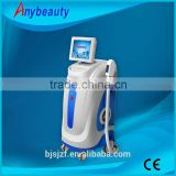 Shrink Trichopore Anybeauty With 2 Handpieces Super Bikini Hair Removal Hair Removal Device SH-1 Ipl Shr 530-1200nm