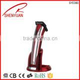 HOT sellingPro hair cutting scissor electric head hair shaver oem with stand made in china