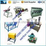 Inquiry about High quality Bamboo clothes pin making machine/clothes peg production line/Clothes hanger making machine