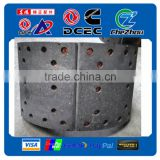 3502ZS10-090 Dongfeng kinland truck rear break shoes